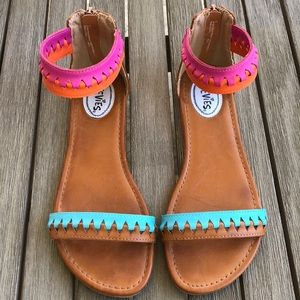 Other - Multicolored sandals